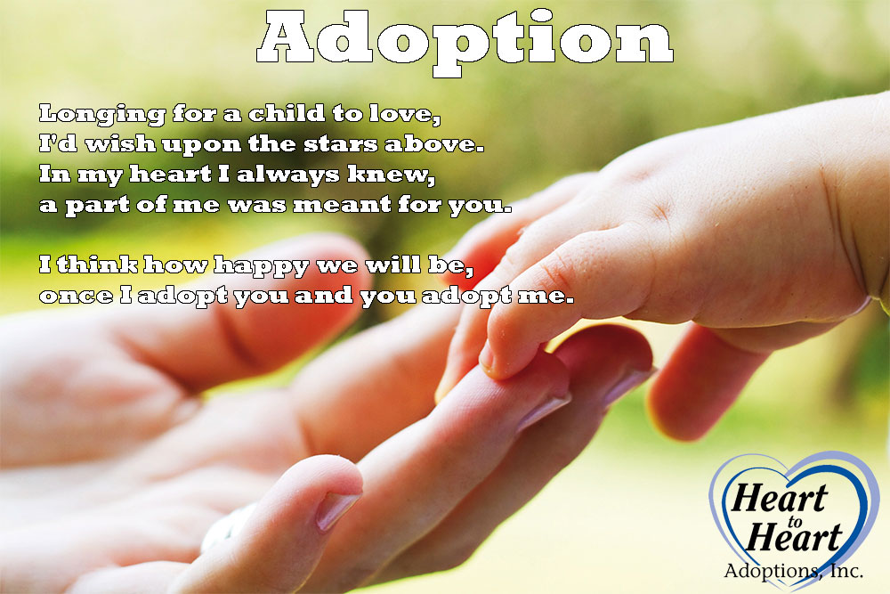 Adoption Poem - Illinois Adoption Assistance