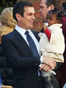 Ty Burrell Adopted a Baby Girl in 2012