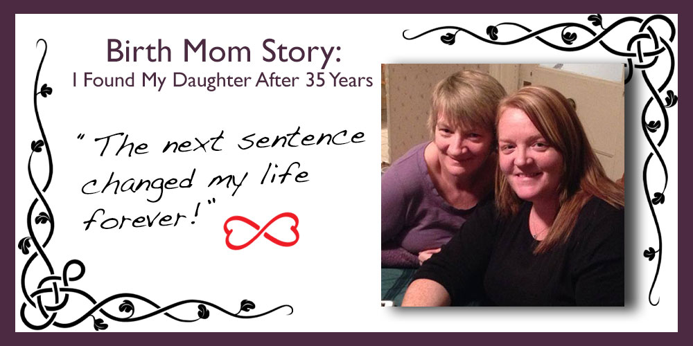 Birth Mom Story: I found my daughter after 35 years