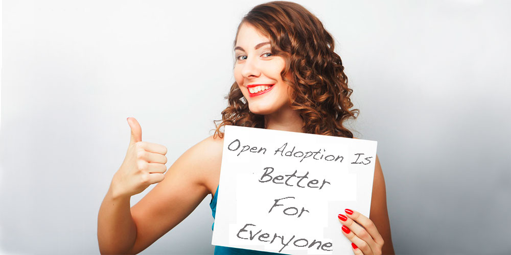 Open Adoption Is Better For Everyone Involved