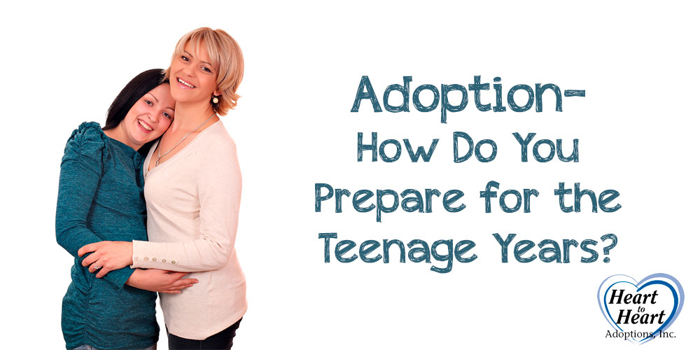 Making it through the teenage years with your adopted child