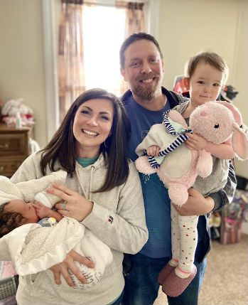 Read more about the article Kristin and Brandon<br>May 5, 2020