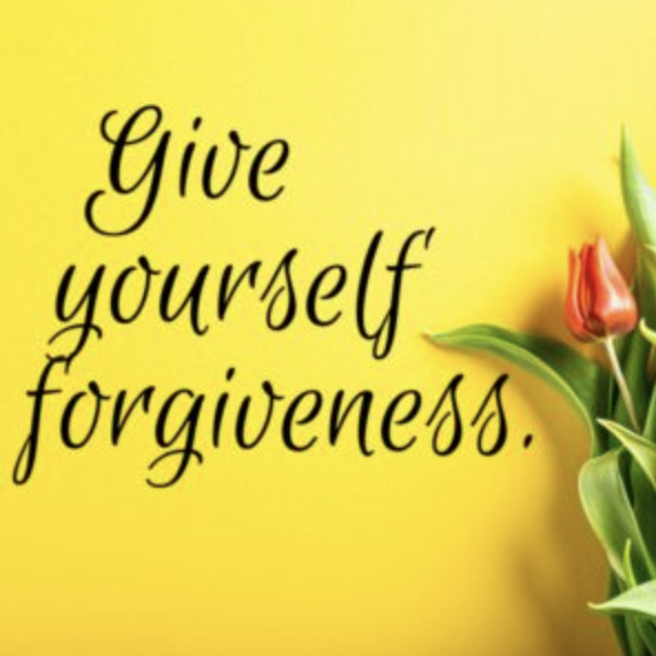 Read more about the article Give Yourself Grace–Give Yourself Forgiveness